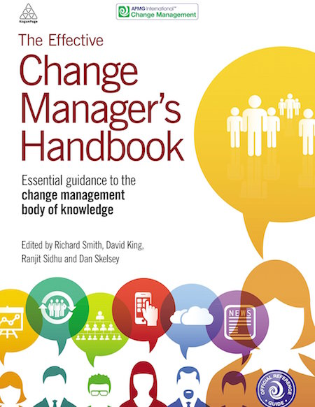 The Effective Change Manager's book