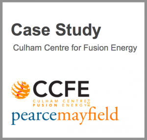 Case Study Culham Centre for Fusion Energy